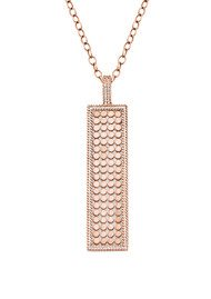 ANNA BECK Limited Edition Reversible Necklace - Rose Gold
