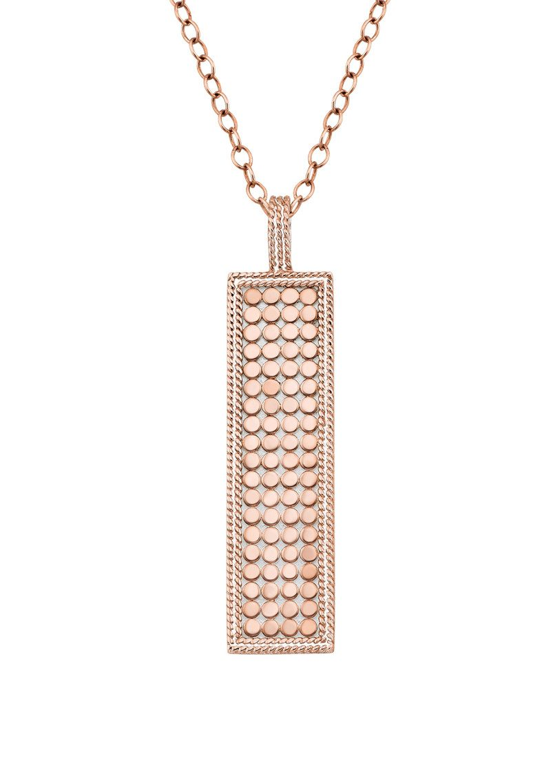 ANNA BECK Limited Edition Reversible Necklace - Rose Gold main image