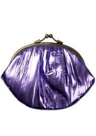 Becksondergaard Granny Rainbow Metallic Purse - Violet Tulip