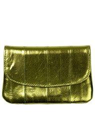 Becksondergaard Handy Rainbow Metallic Coin Purse - Khaki