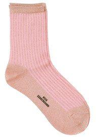 Becksondergaard Dean Summer Stripe Socks - Morning Glory