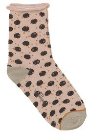 Becksondergaard Dory Unruly Dot Socks - Black