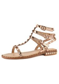 Ash Poison Studded Sandals - Rame