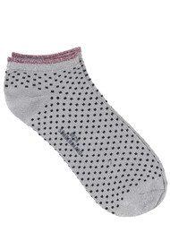 Becksondergaard Dollie Dot Socks - Grey Melange