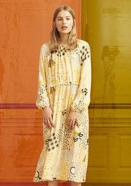 STINE GOYA April Dress - Little Mix Paper