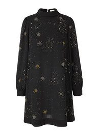 STINE GOYA Natasha Embellished Dress - Stars