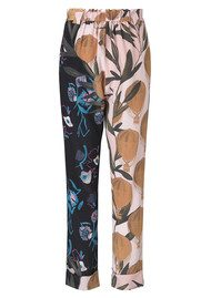 STINE GOYA Rays Silk Trousers - Goya