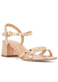 Ash Rush Studded Sandals - Rame