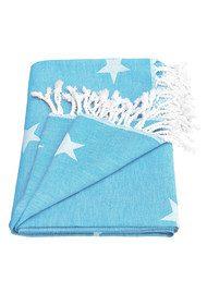 HAMMAMHAVLU Yildiz Star Towel - Fresh Blue