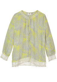 Pyrus Starla Blouse - Jungle