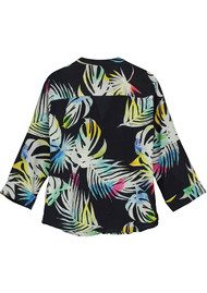 Pyrus Hive Blouse - Water Floral