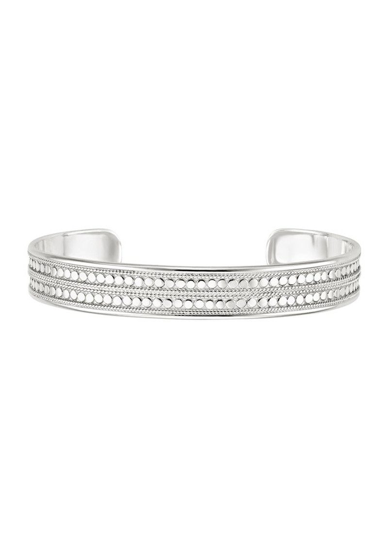 ANNA BECK Beaded Cuff - Silver main image