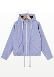 PARKA LONDON Kate Lightweight Jacket - Bluebell
