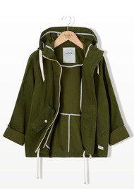 PARKA LONDON Margot Lightweight Jacket - Rifle Green