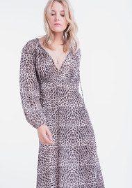 Lily and Lionel Farrah Maxi Dress - Big Cat