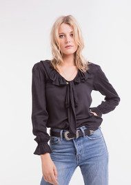 Lily and Lionel Joni Top - Black