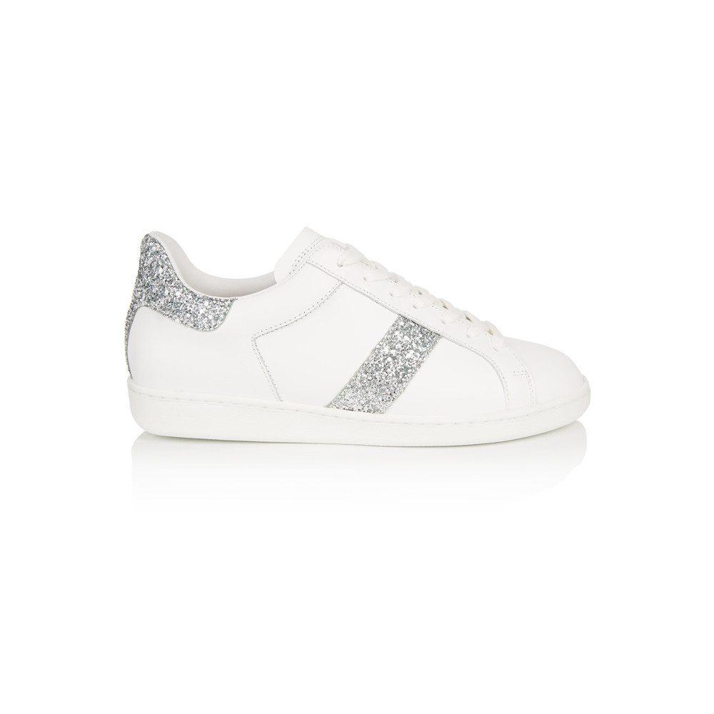 Copeland Trainer - Silver Glitter