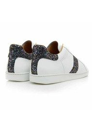 AIR & GRACE Copeland Trainer - Navy Glitter