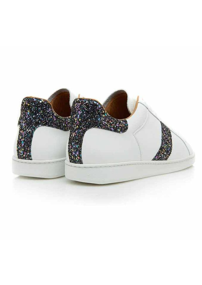 AIR & GRACE Copeland Trainer - Navy Glitter main image