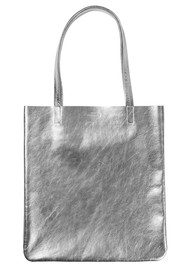 Becksondergaard Mellu Glitz Tote Bag - Silver Grey