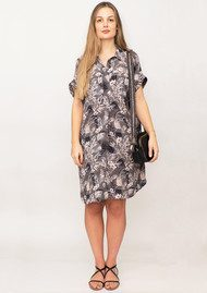 NOOKI Beatrice Dress - Pilea Print