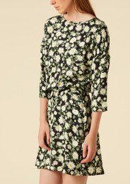Twist and Tango Linda Dress - Daisy Flower