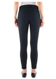 FIVE UNITS Angelie 466 Zip Pants - Black Palm