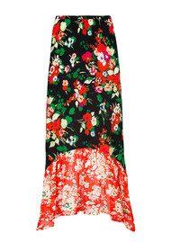 RIXO London Leandra Skirt - Bunch Floral