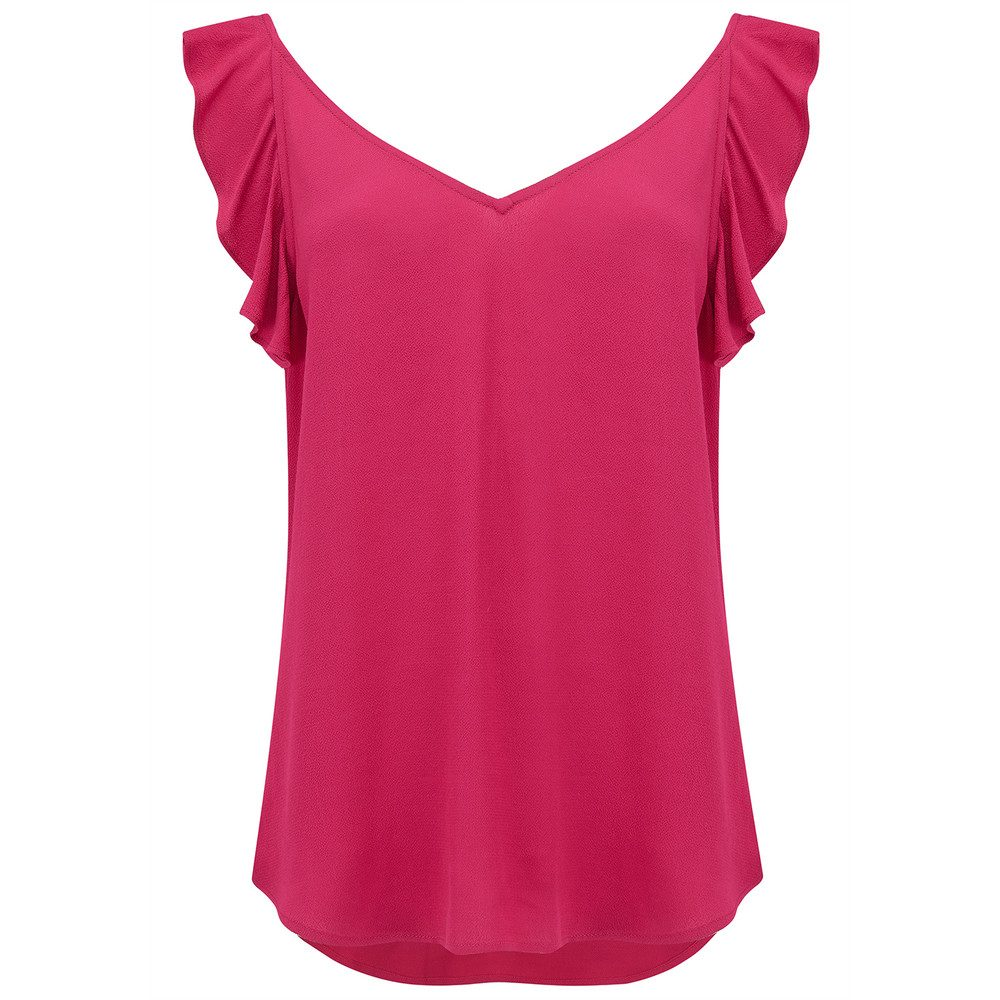 Tanger Top - Raspberry