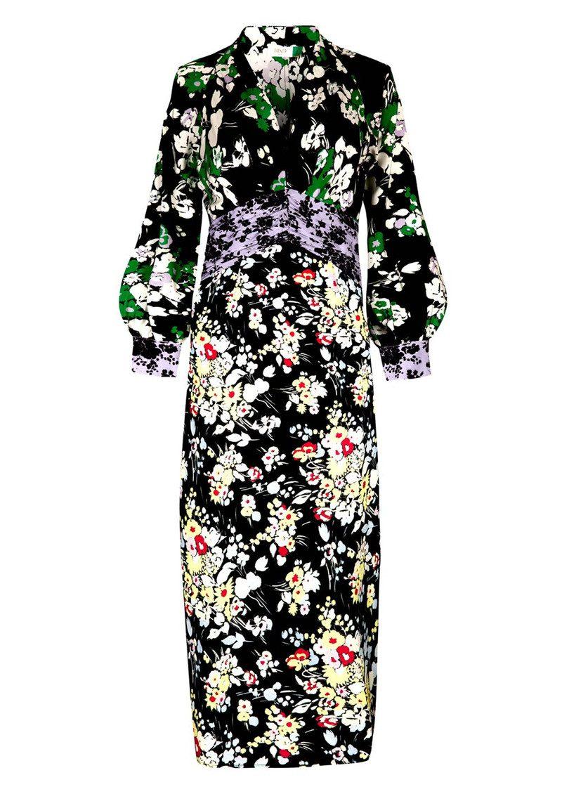 d3a4ff24693 RIXO London Fedora Dress - 30s Bunch Floral
