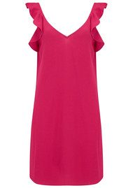 Ba&sh Tampa Dress - Raspberry