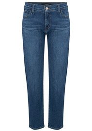 J Brand Sadey Slim Straight Jeans - Lovesick