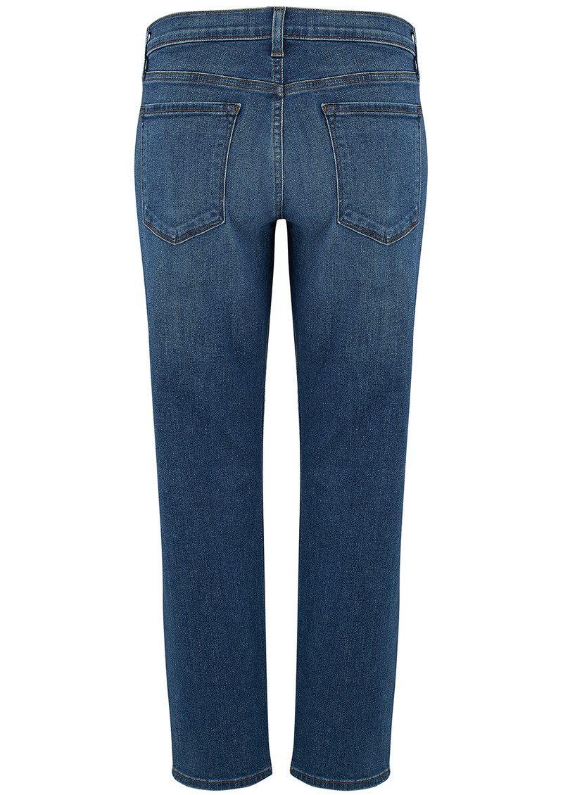 J Brand Sadey Slim Straight Jeans - Lovesick main image