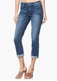 Brigitte Slim Boyfriend Jeans - Malibu