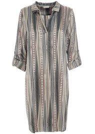 DEA KUDIBAL Caroline Dress - Rows Grey