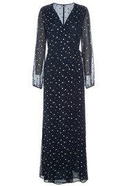 DEA KUDIBAL Mathilde Star Dress - Navy