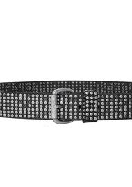 Liebeskind Studded Belt - Black