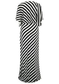 KAMALI KULTURE Rectangle Gown - 3/4 Stripe