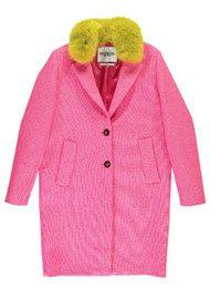 ESSENTIEL ANTWERP Primo Coat - Jelly Pink