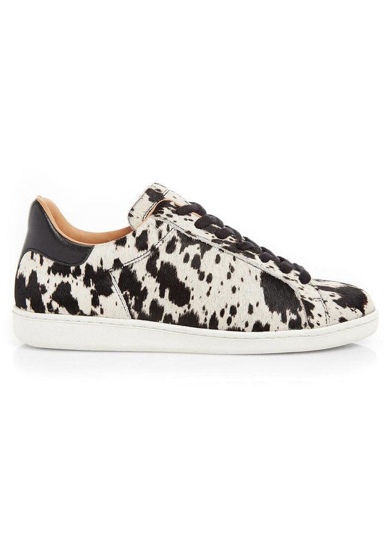AIR & GRACE Copeland Trainers - Cow Print main image