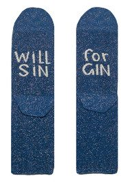 UNIVERSE OF US Sparkle Socks - Gin