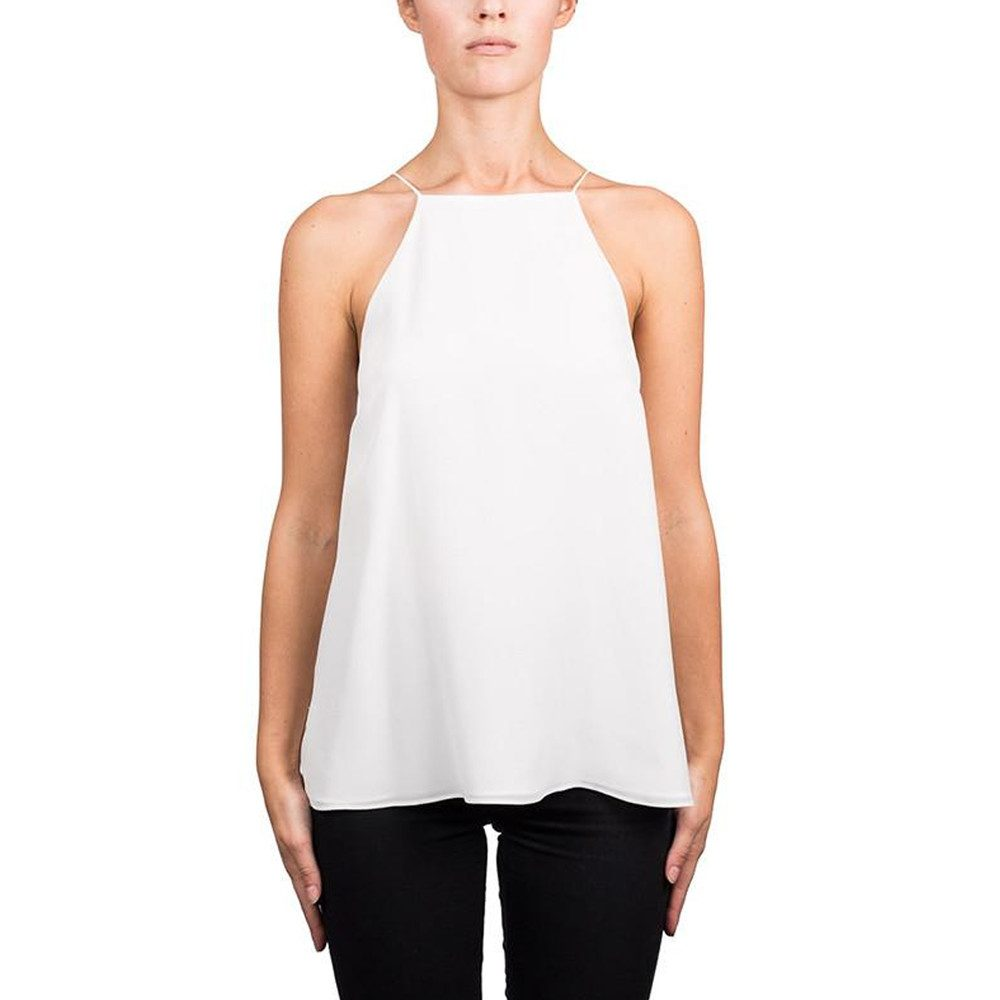 Charlie CDC Camisole - White
