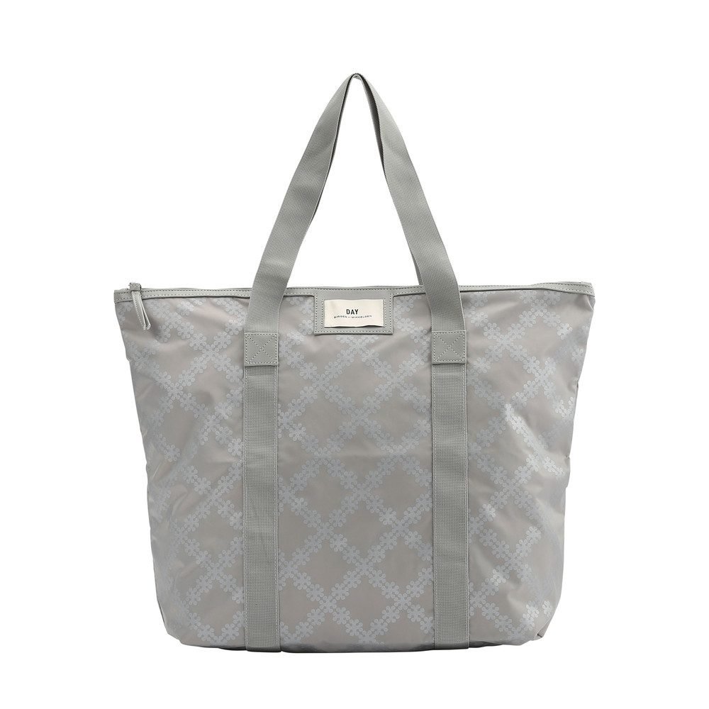 Day Gweneth P Reflect Bag - Pearl Grey