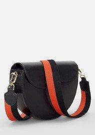 Liebeskind D Leather Bag - Black