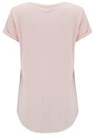 SOUTH PARADE Valerie Rose Tee - Pink