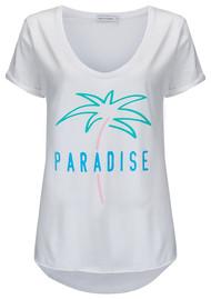 SOUTH PARADE Valerie Paradise Tee - Multi