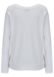 SOUTH PARADE Candy Smile Tee - White