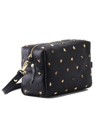 MERCULES Dixie Cross Body Bag - Black