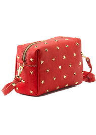 MERCULES Dixie Cross Body Bag - Red