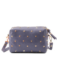 MERCULES Dixie Cross Body Bag - Blue Jean